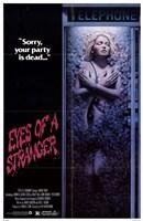 """Eyes of a Stranger - 11"""" x 17"""""""