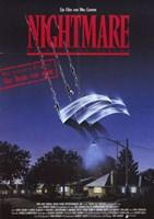 """Nightmare on Elm Street  a - movie - 11"""" x 17"""""""