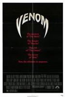 "Venom movie poster - 11"" x 17"""