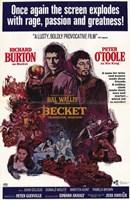 "Becket Hal Wallis - 11"" x 17"""