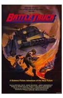 """Battletruck - 11"""" x 17"""""""