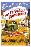 """Titfield Thunderbolt - 11"""" x 17"""""""