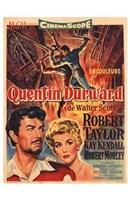 "The Adventures of Quentin Durward - 11"" x 17"""