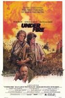 "Under Fire - 11"" x 17"""