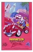 "2Nd Animation Celebration the Movie - 11"" x 17"" - $15.49"