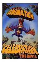 "4Th Animation Celebration the Movie - 11"" x 17"""