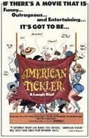 "American Tickler - 11"" x 17"""
