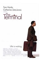 The Terminal Wall Poster
