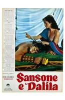 """Samson Delilah - 11"""" x 17"""""""