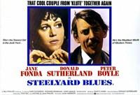 "Steelyard Blues - 17"" x 11"""