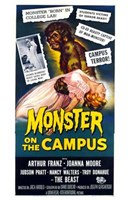 "Monster on the Campus Arthur Franz - 11"" x 17"""