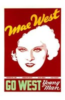 "11"" x 17"" Mae West Pictures"