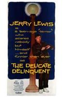 """The Delicate Delinquent - 11"""" x 17"""""""