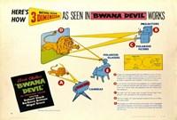 """Bwana Devil - 17"""" x 11"""""""