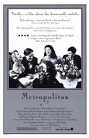 """Metropolitan - 11"""" x 17"""""""