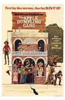 "The Apple Dumpling Gang - 11"" x 17"""