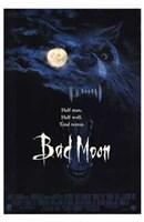 """Bad Moon - 11"""" x 17"""""""