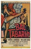 """Bal Tabarin - 11"""" x 17"""""""