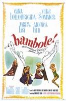 "Bambole - 11"" x 17"", FulcrumGallery.com brand"