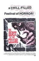"""The Beast in the Cellar - 11"""" x 17"""""""