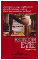 """Bedroom Eyes - 11"""" x 17"""""""