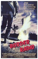 """Border Radio - 11"""" x 17"""""""