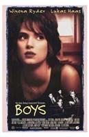 """Boys - 11"""" x 17"""""""