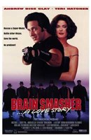 "Brain Smasher a Love Story - 11"" x 17"" - $15.49"