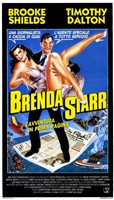 "Brenda Starr - 11"" x 17"""