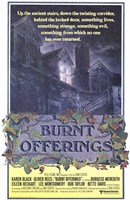 "Burnt Offerings - 11"" x 17"""