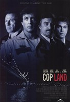 Cop Land Wall Poster