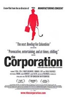 "The Corporation - 11"" x 17"" - $15.49"