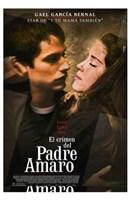 """El Crimen Del Padre Amaro - 11"""" x 17"""""""