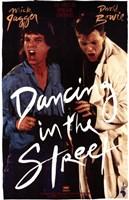 "Dancing in the Street - 11"" x 17"""
