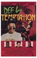 "Def By Temptation - 11"" x 17"""