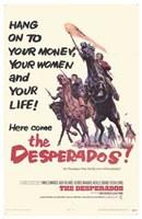 """The Desperados - 11"""" x 17"""""""