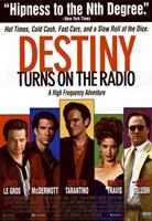 "Destiny Turns on the Radio - 11"" x 17"""
