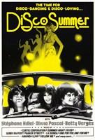 "Disco Summer - 11"" x 17"""