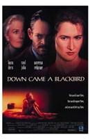 """Down Came a Blackbird - 11"""" x 17"""", FulcrumGallery.com brand"""
