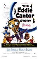 """The Eddie Cantor Story - 11"""" x 17"""""""