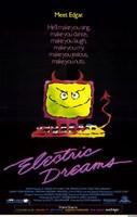 "Electric Dreams - 11"" x 17"""