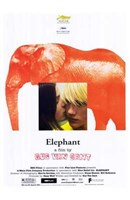 Elephant Film By Gus Van Sant Fine Art Print