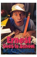 "Ernest Goes to School - 11"" x 17"""