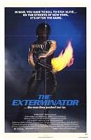 """The Exterminator - 11"""" x 17"""", FulcrumGallery.com brand"""
