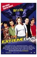 "Extreme Days - 11"" x 17"""