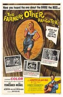 """Farmer's Other Daughter - 11"""" x 17"""""""