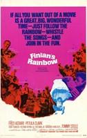 "Finian's Rainbow - 11"" x 17"""