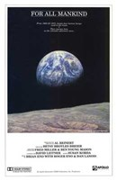 """for All Mankind - 11"""" x 17"""" - $15.49"""