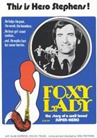 """Foxy Lady - 11"""" x 17"""""""