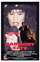 """Harmony Cats - 11"""" x 17"""""""